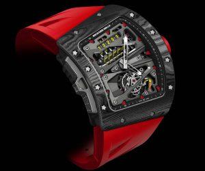 891 960€ – Le prix de la nouvelle montre Richard Mille x Alain Prost (RM70-01)