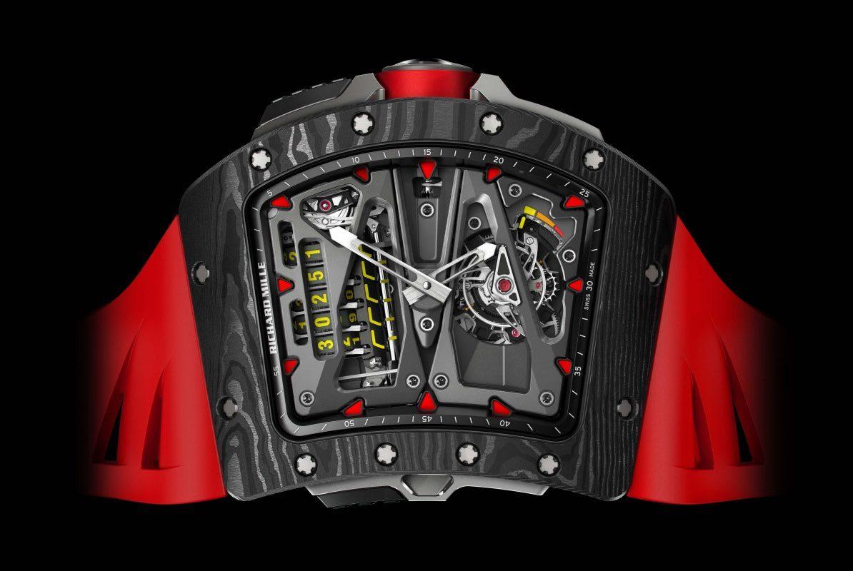 891 960 le prix de la nouvelle montre richard mille x alain prost rm70 01. Black Bedroom Furniture Sets. Home Design Ideas