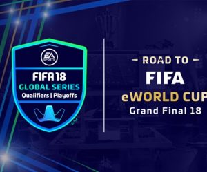 eSport – EA et la FIFA lancent les EA SPORTS FIFA 18 Global Series
