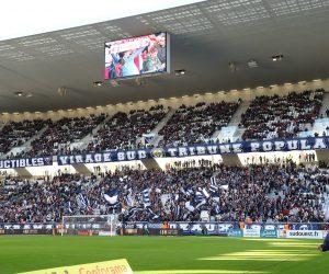 FIAT Tipo sponsor maillot des Girondins de Bordeaux pour la Coupe de la Ligue