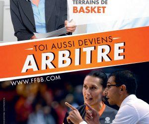 La FFBB lance une campagne pour recruter des arbitres femmes