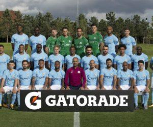 Gatorade nouveau partenaire de Manchester City