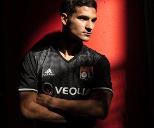 adidas dévoile le maillot Third de l'Olympique Lyonnais pour 2017-2018