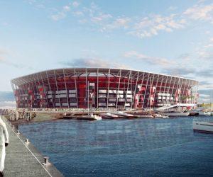 Le Qatar dévoile un stade entièrement démontable pour la Coupe du Monde de Football 2022
