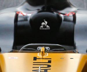 F1 – le coq sportif nouvel équipementier de l'écurie Renault