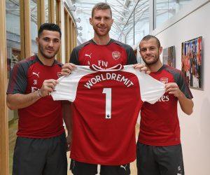 WorldRemit nouveau Partenaire Officiel d'Arsenal