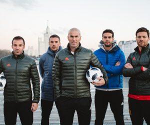 adidas intègre une puce NFC dans le ballon officiel de la Coupe du Monde 2018 (Telstar 18)