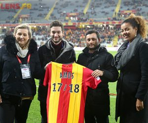 AMOS Sport Business School partenaire du Racing club de Lens