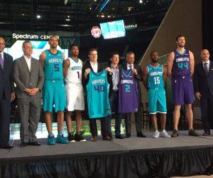 NBA – LendingTree nouveau sponsor maillot des Charlotte Hornets