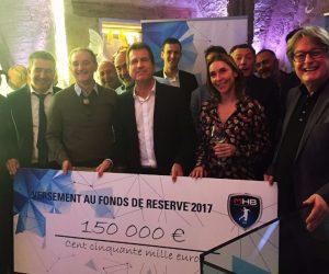 Le Montpellier Handball soutenu par ses actionnaires