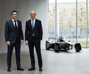 HUGO BOSS nouveau Partenaire Officiel de la Formule E