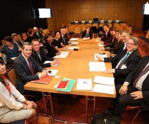 Laura Flessel lance un Comité de pilotage sur la gouvernance du sport