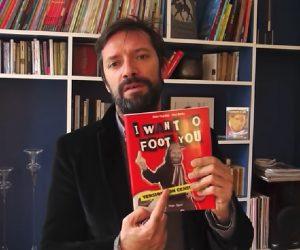 Concours – Nous vous offrons 1 livre «I want to foot you» (Julien Cazarre et Jack Domon)