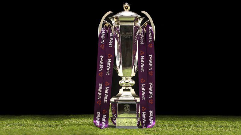 Rugby natwest partenaire titre du tournoi des 6 nations 2018 - Rugby coupe des 6 nations ...