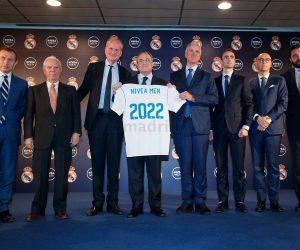 Nivea Men donne une dimension mondiale à son partenariat avec le Real Madrid