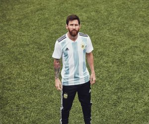 Coupe du Monde FIFA Russie 2018 – adidas dévoile les nouveaux maillots de certaines sélections