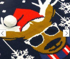 Le PSG dévoile son pull de Noël pour cet hiver 2017-2018
