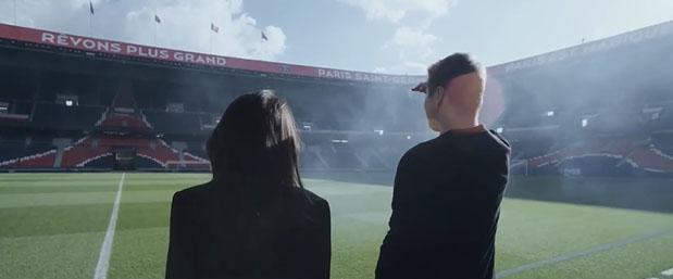 Le PSG lance un Escape Game au Parc des Princes