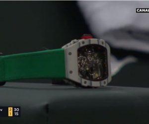Tennis – Quand Richard Mille réussit à faire parler de lui pendant le Rolex Paris Masters