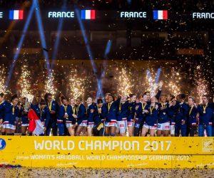 Championnat du Monde de Handball Féminin : Une belle audience pour TF1 avec la finale France – Norvège