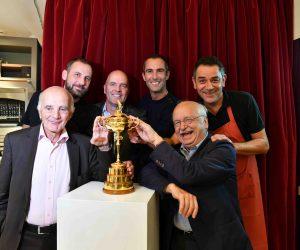 Fred Testot et Dany Boon parmi les nouveaux ambassadeurs de la Ryder Cup 2018