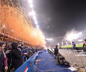 Fan Experience – Le 12ème Homme du Parc des Princes attrape la Christmas Fever lors de PSG-Caen
