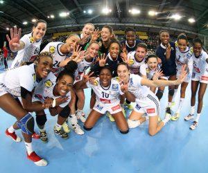 Mondial Féminin de Handball – TMC diffuse le 1/4 de finale des Bleues ce soir face au Montenegro
