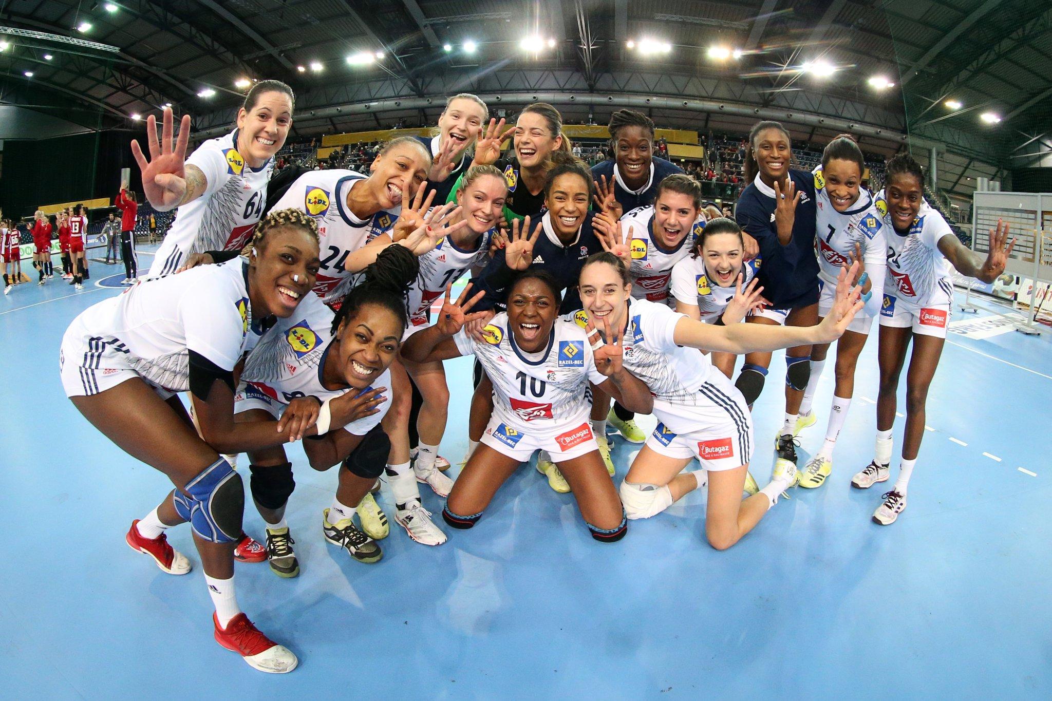 Mondial f minin de handball tmc diffuse le 1 4 de finale - Diffusion coupe du monde de handball 2015 ...