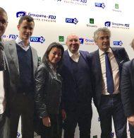 Qui se cache derrière la signature du co-Naming de l'équipe cycliste Groupama-FDJ ?