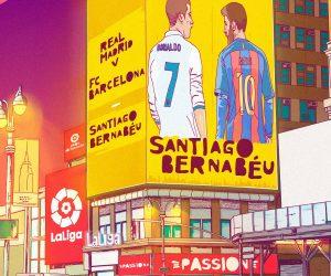 Real Madrid – FC Barcelone, un clasico worldwide placé sous le signe de l'innovation technologique grâce à Intel