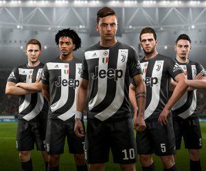 adidas et EA SPORTS dévoilent 4 nouveaux maillots pour le Real Madrid, la Juventus, Manchester United et le Bayern Munich