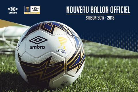 Balls 17-18 by Goh125 - Telstar 18 Mechta - Page 8 Ballon-officiel-coupe-de-la-ligue-2017-2018-umbro-LFP