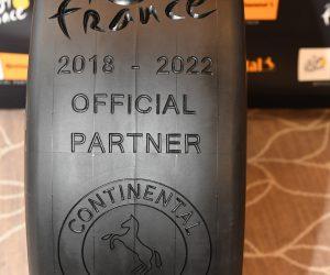 Continental nouveau Partenaire Officiel du Tour de France jusqu'en 2022