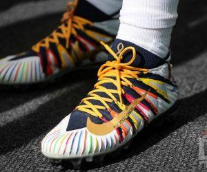 Nouveau défilé de chaussures customisées en NFL avec «My Cause My Cleats»