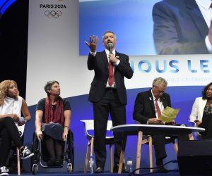 Nomination – Etienne Thobois Directeur Général duComité d'Organisation des Jeux Olympiques & Paralympiques (COJO) Paris 2024