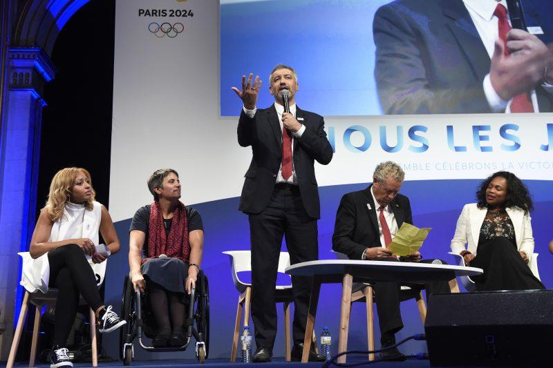 Estanguet a choisi son bras droit pour les Jeux de Paris 2024