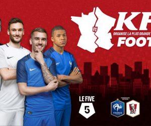 KFC investit dans le foot à 5 avec «Le Five»