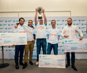 Les startups gagnantes de la première édition «OM Innovation Cup»