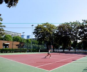 «Paris Tennis» – Une nouvelle plateforme pour réserver son court de tennis à Paris