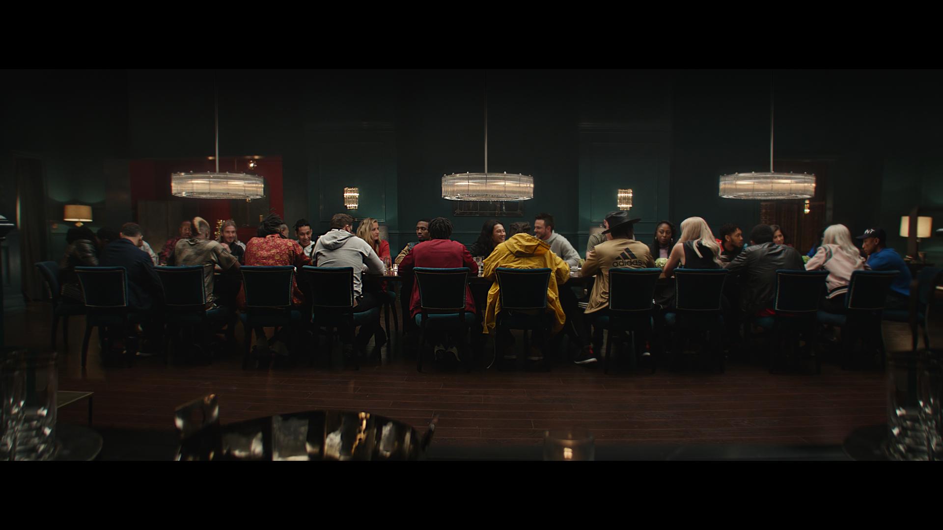Qui sont les 25 ambassadeurs adidas présents dans la