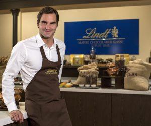 Sponsoring – Lindt prolonge avec Roger Federer, un contrat à 20 millions de dollars ?