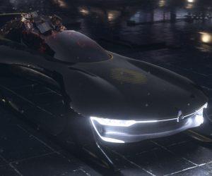 Renault Sport revisite le traineau du Père Noël avec l'agence We Are Social