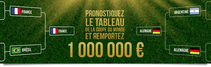 Winamax offre 1 million d 39 euros si vous trouvez le tableau - Regarder la finale de la coupe du roi en direct ...