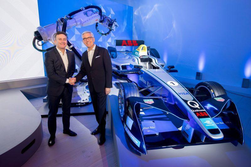 La Formule E devient la ABB FIA Formula E