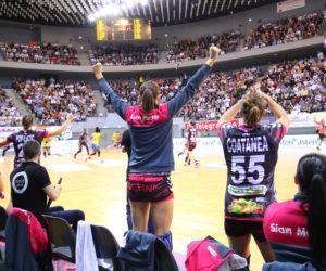 Best Practice – Le Brest Bretagne Handball lance une opération de Dating dans ses tribunes pour la Saint-Valentin