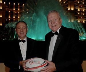 Capgemini devient sponsor du «HSBC World Rugby Sevens Series»