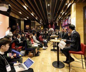 Activation – Rakuten lance une exposition de 48 maillots du FC Barcelone dans un café de Tokyo