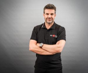 Hervé Mathoux nouvel ambassadeur de Betstars.fr