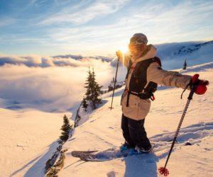 Ski Freeride – Sammy Carlson rejoint la Team Quiksilver