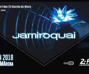 Le MMArena accueillera Jamiroquai en concert à l'occasion des 24 heures du Mans